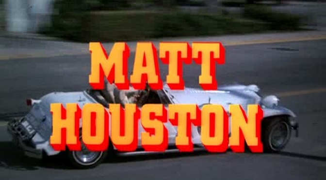 'Matt Houston' (Season 1): Fun, breezy entry in the 80s P.I. craze