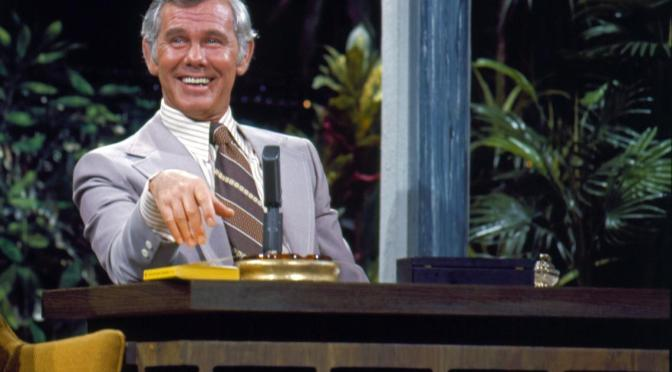 'The Tonight Show Starring Johnny Carson': Unflappable, supremely confident, with laser-precision timing