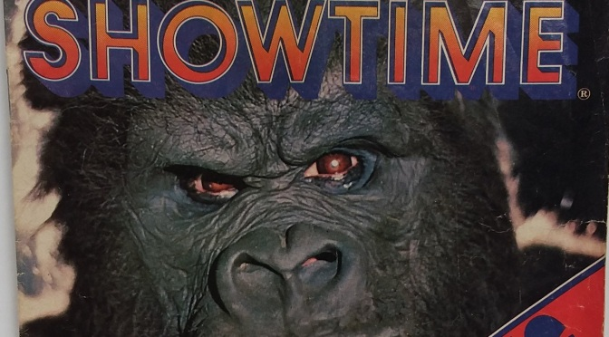 It's May, 1978. Do you know what's on Showtime?